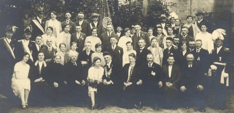 Hofstaat 1927