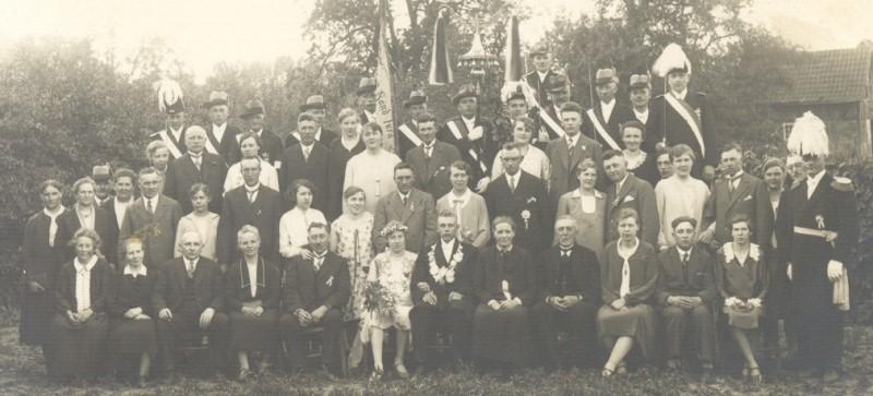 Hofstaat 1930