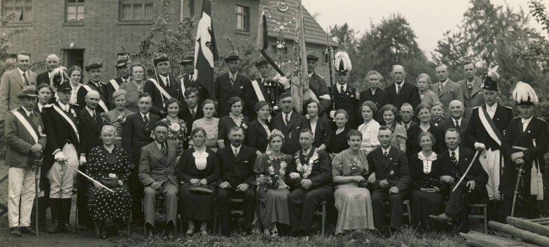 Hofstaat 1938