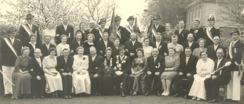 Hofstaat 1958