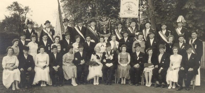 Hofstaat 1959