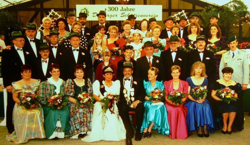 Hofstaat 1995