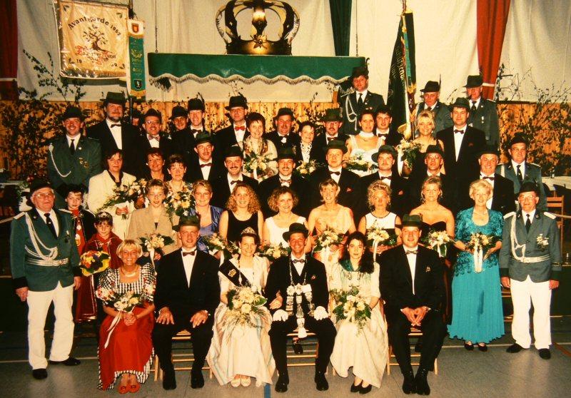 Hofstaat 1997