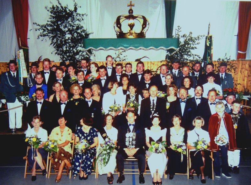 Hofstaat 1998