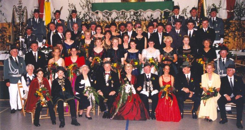Hofstaat 1999