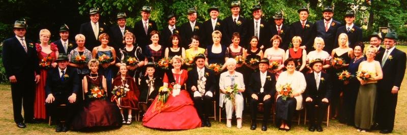 Hofstaat 2001