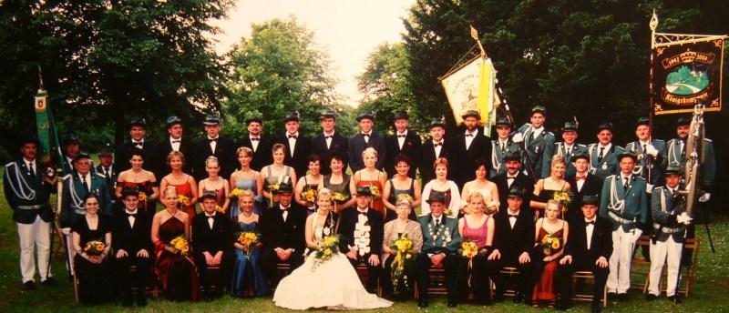 Hofstaat 2003