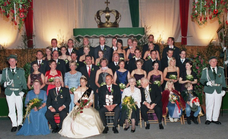 Hofstaat 2005
