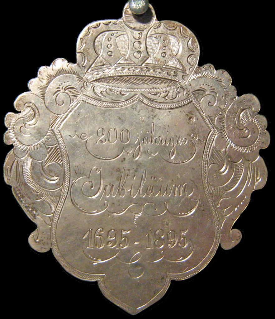 Jubiläumsorden 200 Jahre Dolberger Schützenverein