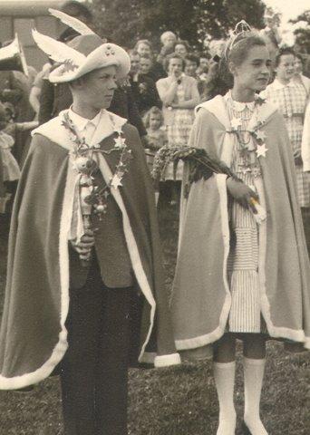 Kinderpaar 1956