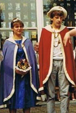 Kinderpaar 1985