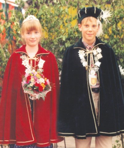 Kinderpaar 1995