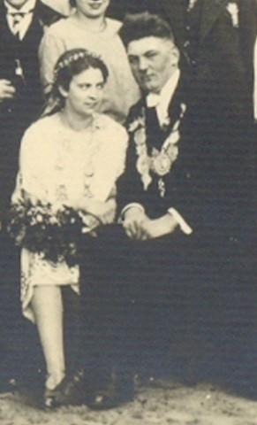Königspaar 1927