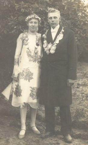 Königspaar 1930