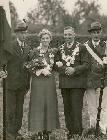 Königspaar 1938