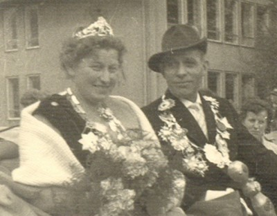 Königspaar 1962