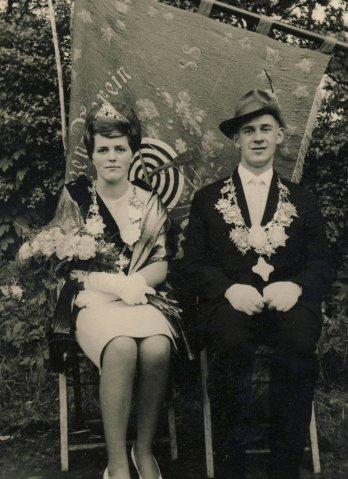 Königspaar 1963