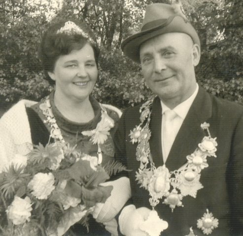 Königspaar 1964