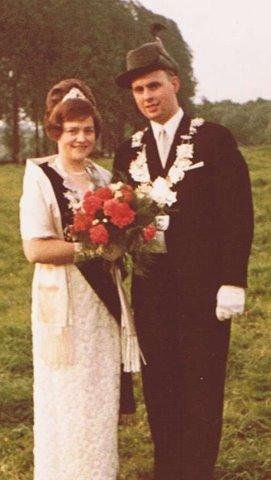 Königspaar 1968