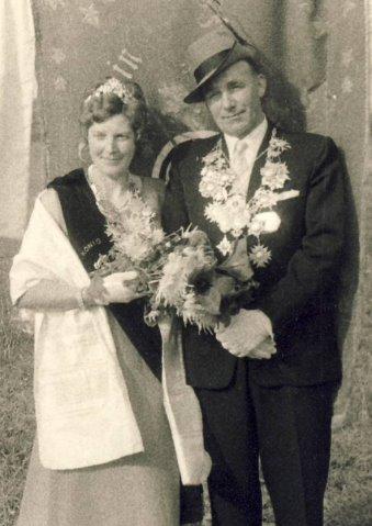 Königspaar 1971