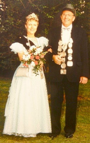 Königspaar 1988