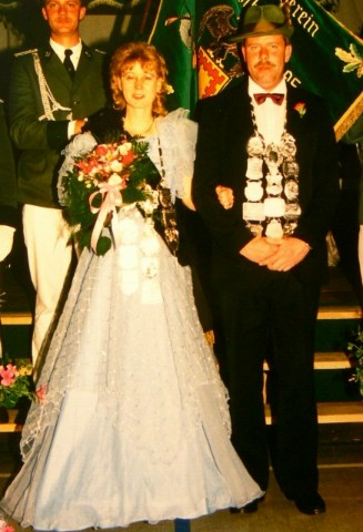 Königspaar 1991