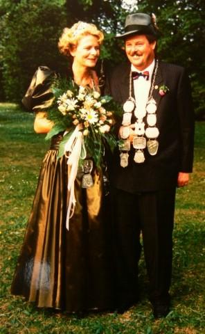 Königspaar 1992