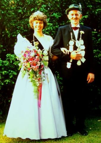 Königspaar 1993