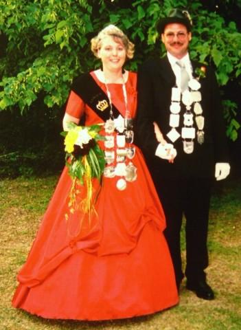 Königspaar 2001