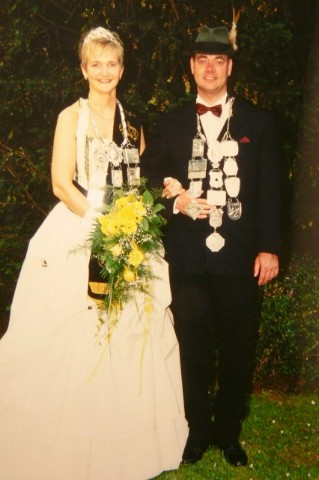 Königspaar 2003
