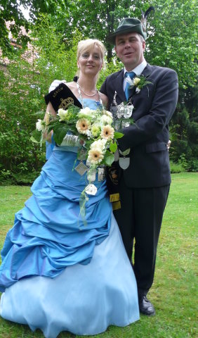 Königspaar 2010