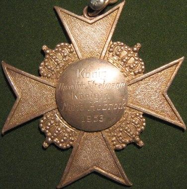 Orden 1953