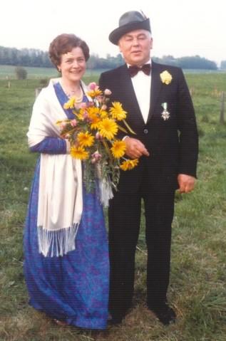 Silberpaar 1980