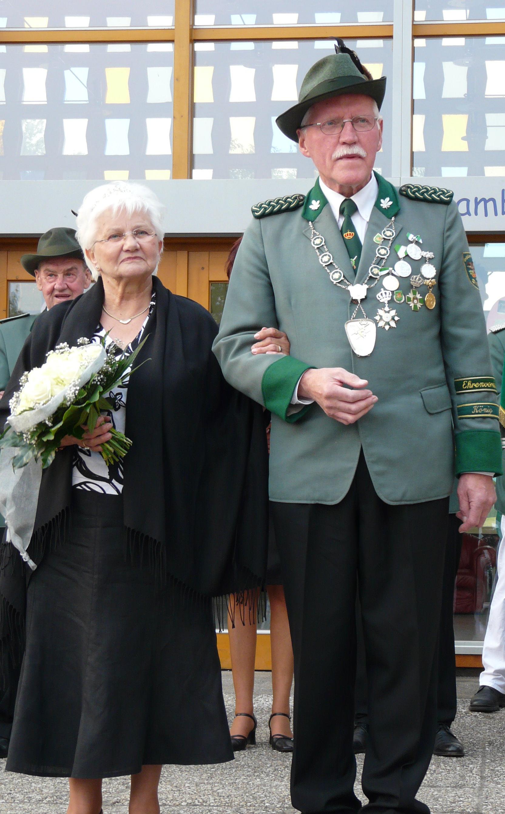 Silberpaar 2009